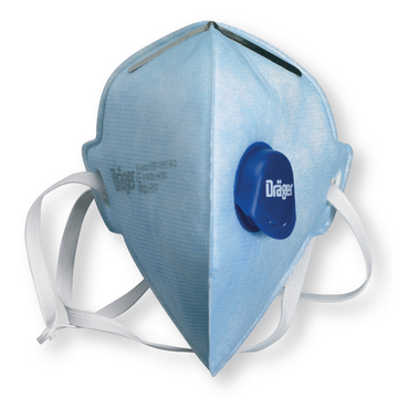 Fine dust mask FFP 2 Premiumline with valve